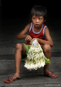 Sampaguita Boy (image from Flicker)