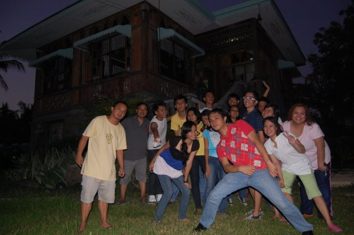 KAPWA residents and alumni at Bahay Asinas