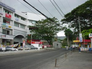 Grove Drive, UPLB