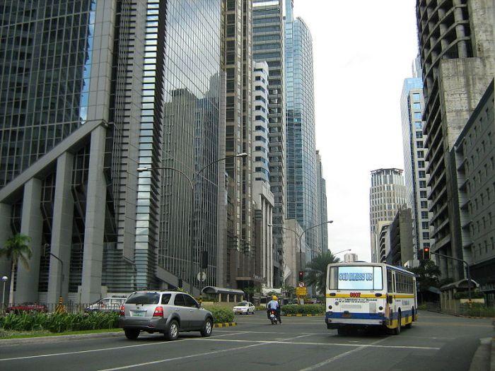 Ayala Avenue (image from wiki)
