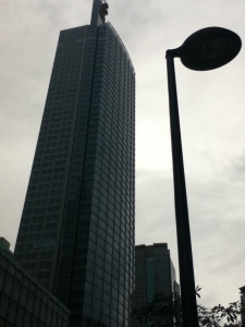 PBCom Tower, the second tallest skycraper in the Phlippines this 2011