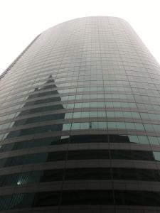 RCBC Tower II Facade