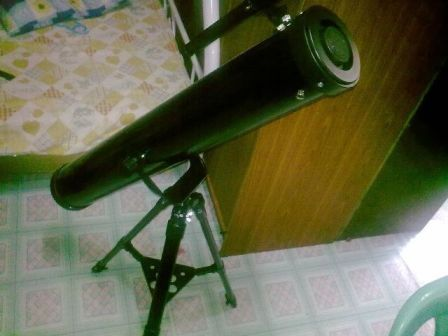 Telescope ng Daddy
